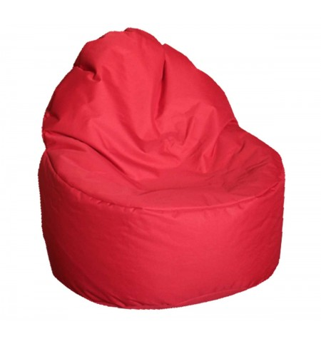 Nagi Plussz Cordura Piros Babzsákfotel