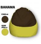 Csoki Barna - Alamazöld Babzsákfotel