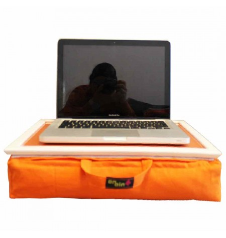 Laptop tartó Momen Narancssárga