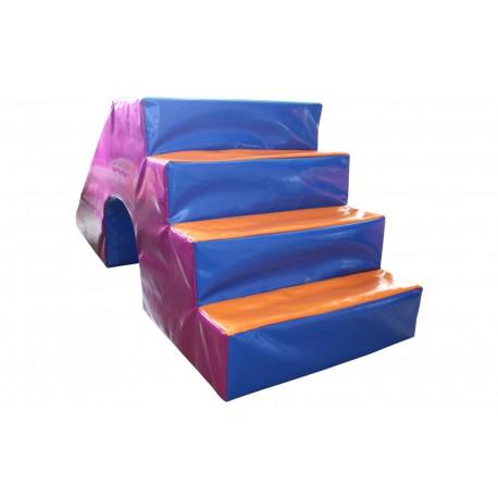 Mozgásfejlesztő Szett Lépcsős Csuszdás