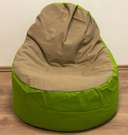 Nagi Kid Momen Világos Barna - Benetton Zöld