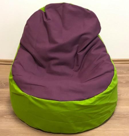 Nagi Kid Momen Lila - Benetton Zöld